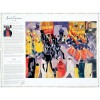 Masterworks of Art - Jacob Lawrence - Parade poster