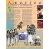 Mexico and Central America - America: A Nation of Immigrants poster