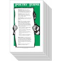 Poetry Forms - poster set
