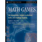 Math Games: 180 Reproducible Activities to Motivate, Excite, and Challenge Students