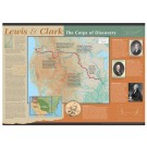 Lewis and Clark - The Corps of Discovery Map