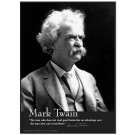 Mark Twain- The Man Who Does Not Read...