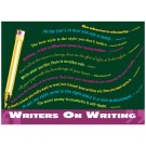 Writers on Writing poster