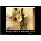 Today a Reader, tomorrow a leader. - Margaret Fuller