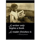 A Reader Finishes It - Samuel Johnson