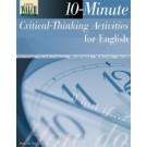 10-Minute Critical Thinking Activities for English