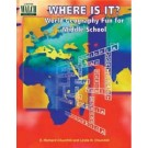 Where is it? World Geography Fun for Middle School