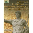 Critical Thinking Using Primary Sources in World History