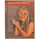 Great Asian Americans - Maxine Hong Kingston