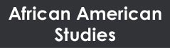 Featured Subject: African American Studies