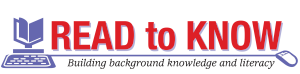 Read to Know logo