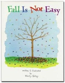 Cover of Fall Is Not Easy